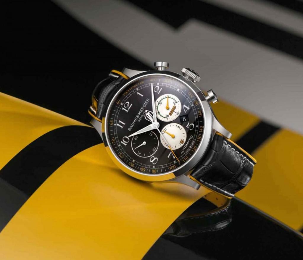 """Baume & Mercier Capeland Shelby Cobra """"Spirit of Competition"""""""