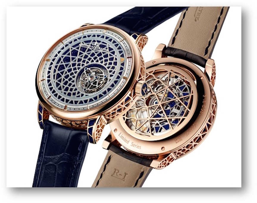 Jaeger-LeCoultre Hybris Artistica Mysterieuse watch for men.