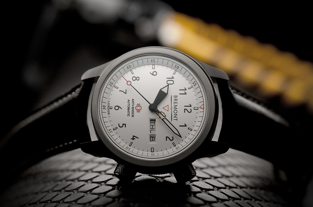 Bremont's MB II and MB III watches are available to the public for sale