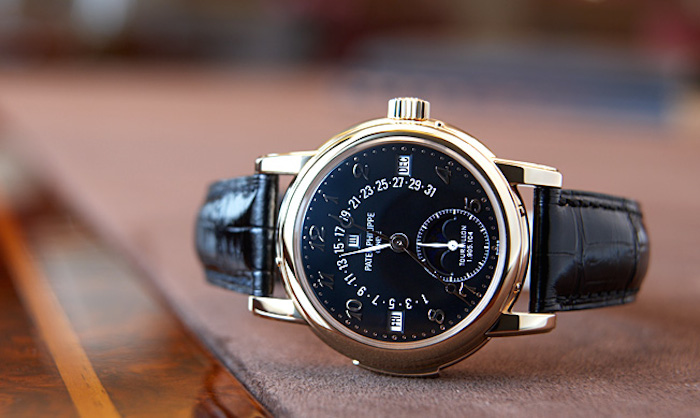 Each watch built today carries the Patek Philippe Seal.