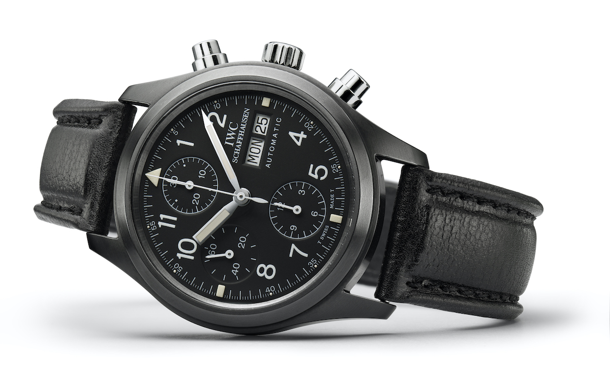 IWC Pilot Watch Tribute to 3705