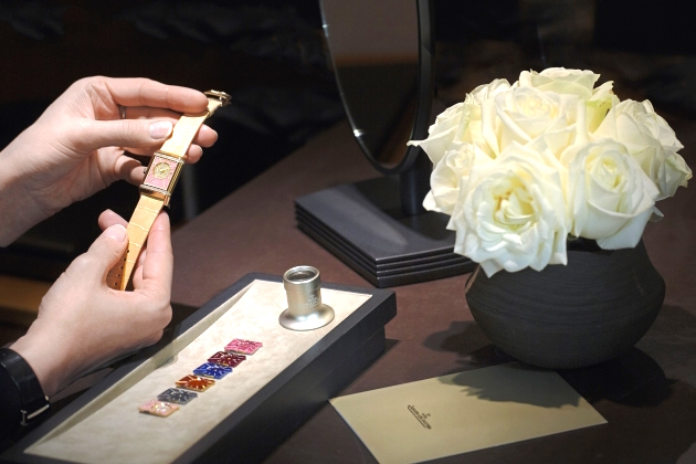 The Atelier Reverso program will be in boutiques this spring (Photo: Johann Sauty)