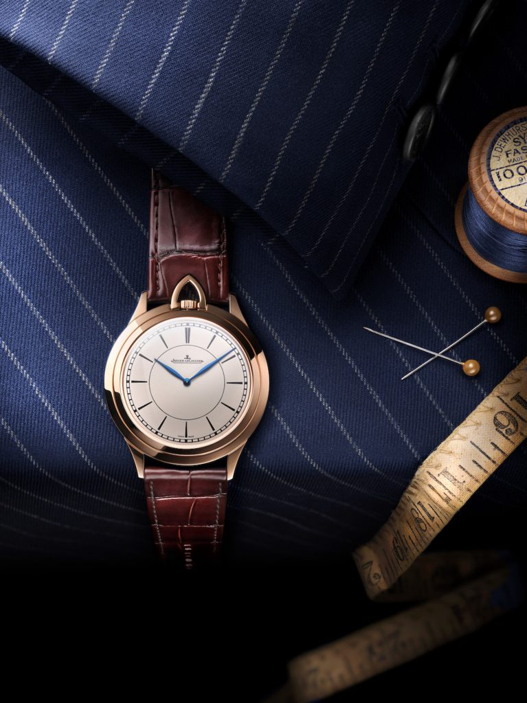 Jaeger-LeCoultre Master Ultra Think Kingsman Knife watch