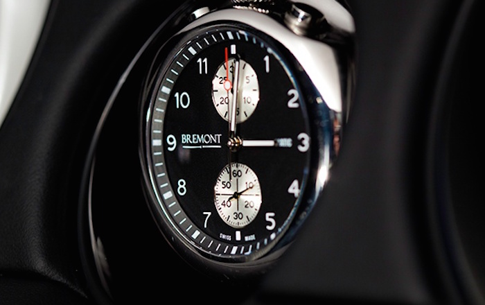 The new watches are inspired by the previous six Lightweight watches and by the car dashboard instrumentation
