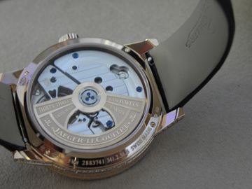 back of the Rendez-Vous Tourbillon Night & Day