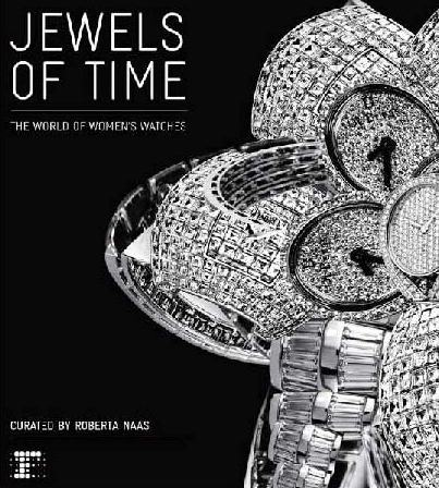 Roberta Naas, author of Jewels of Time, will be signing books and talking with collectors.