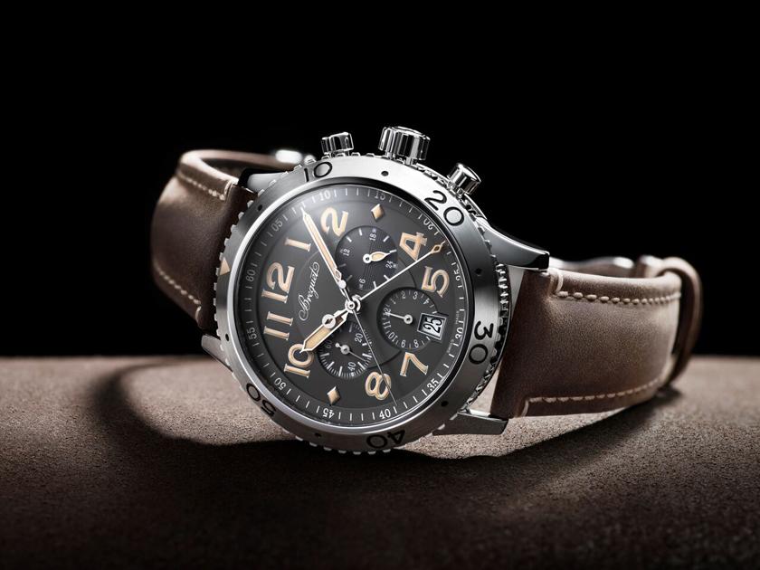 Breguet Type XXI 3813 Only Watch 2015.