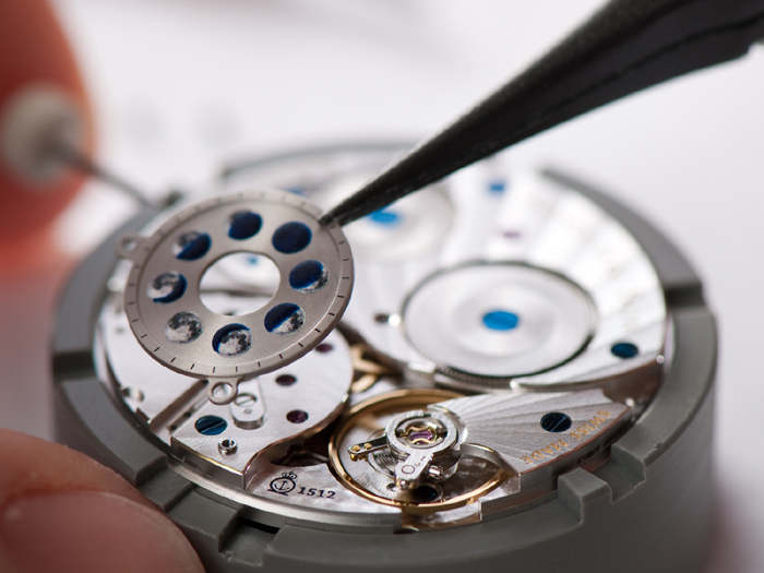 Arnold & Son, located today in Switzerland, builds nearly a dozen proprietary calibers in house.