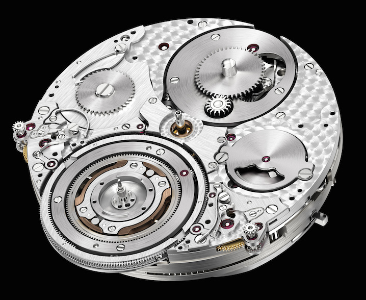 The Metamorphosis II retains all of its functions at all times, irrespective of the chosen dial. In this manner, the watch is continually precise in all its functions.