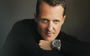 Michael Schumacher, Audemars Piguet brand ambassador