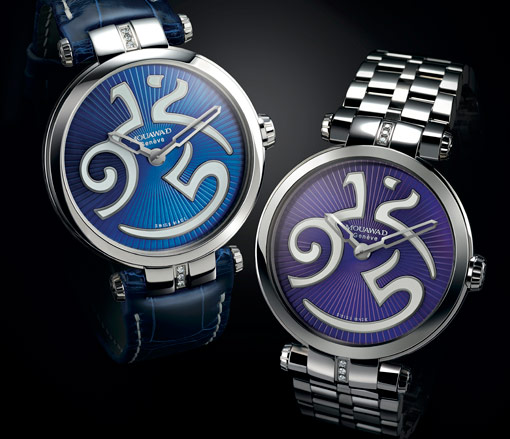 Mouawad LaClassique watches