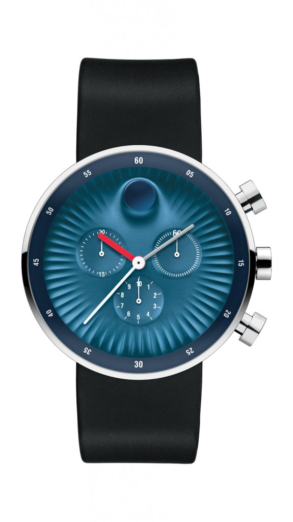 Movado Edge designed with Yves Behar
