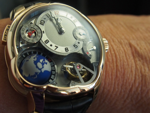 Greubel Forsey GMT Asymetrique