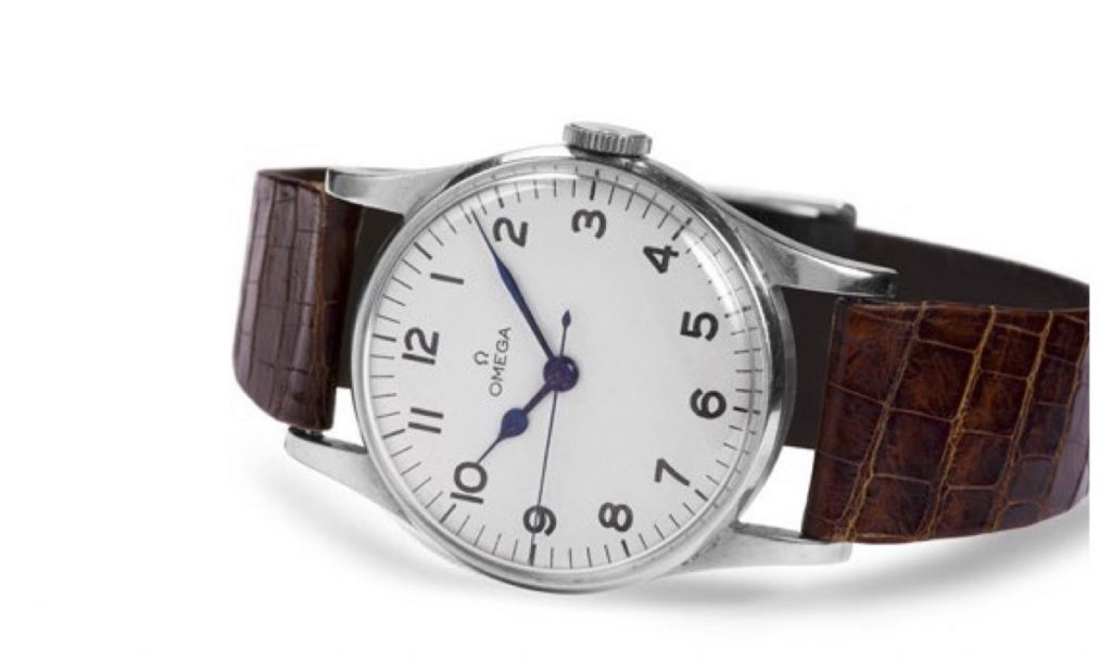 Omega 2292 Spitfire watch.