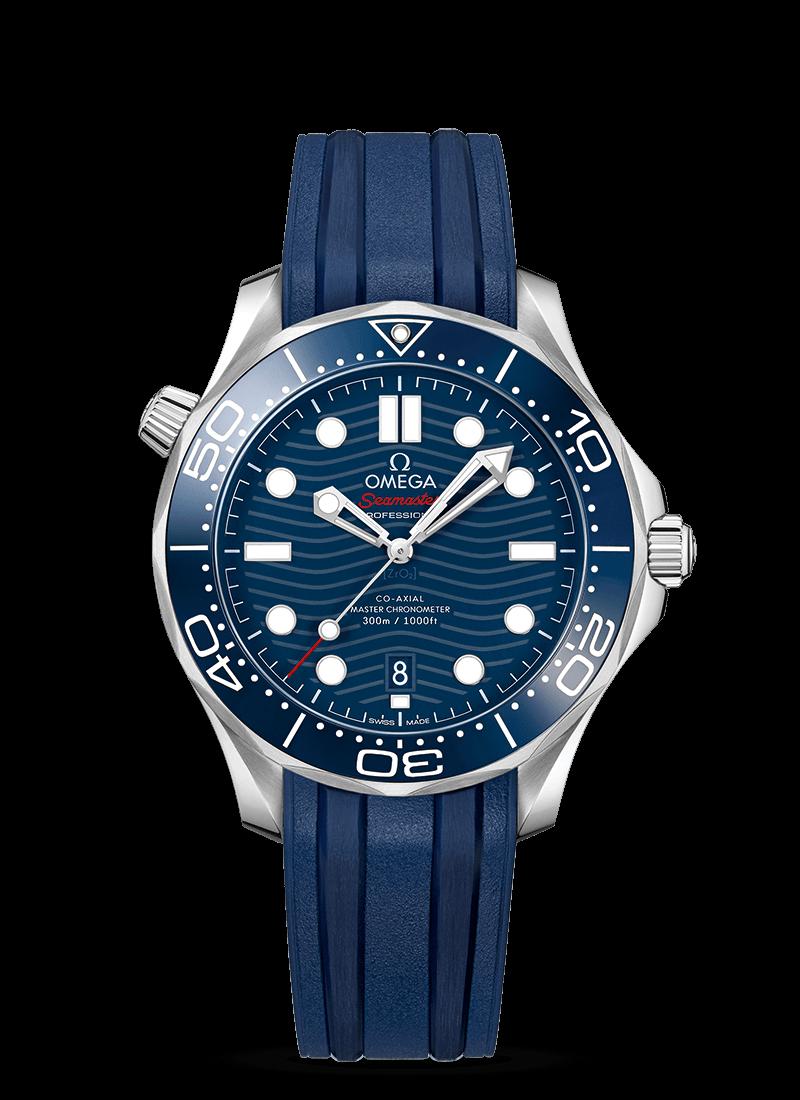 Omega Seamaster Diver 300 Chronometer