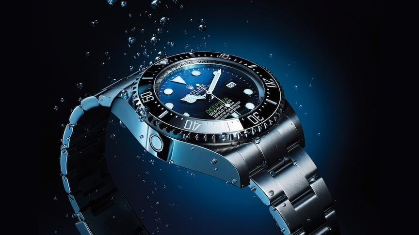 Rolex Oyster Perpetual DeepSea Sea-Dweller.