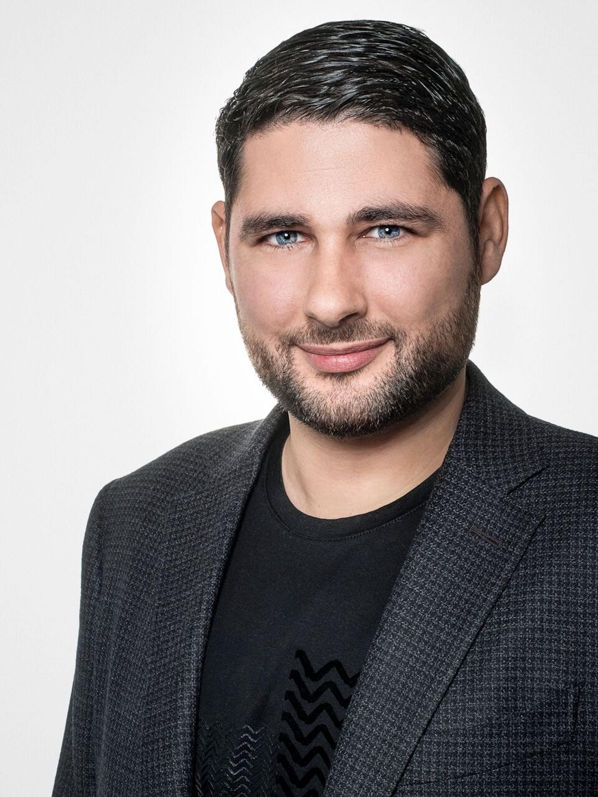 Marco Tedeschi, CEO RJ