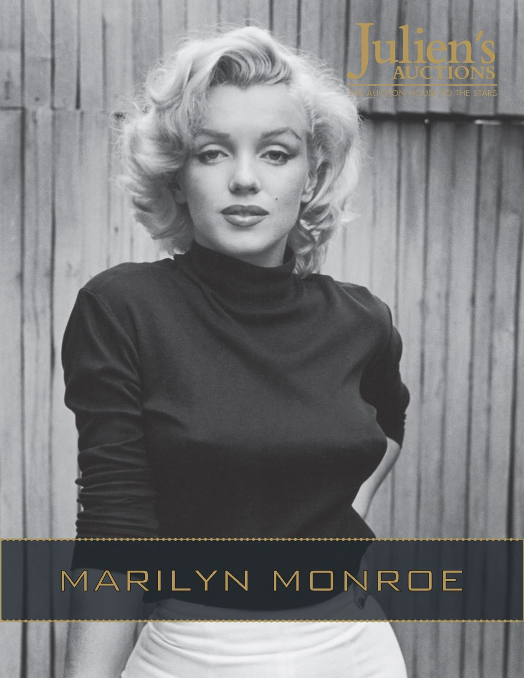 One of the most comprehensive auctions of Marilyn Monroe property takes place this week by Julien's Auctions in Los Angeles.