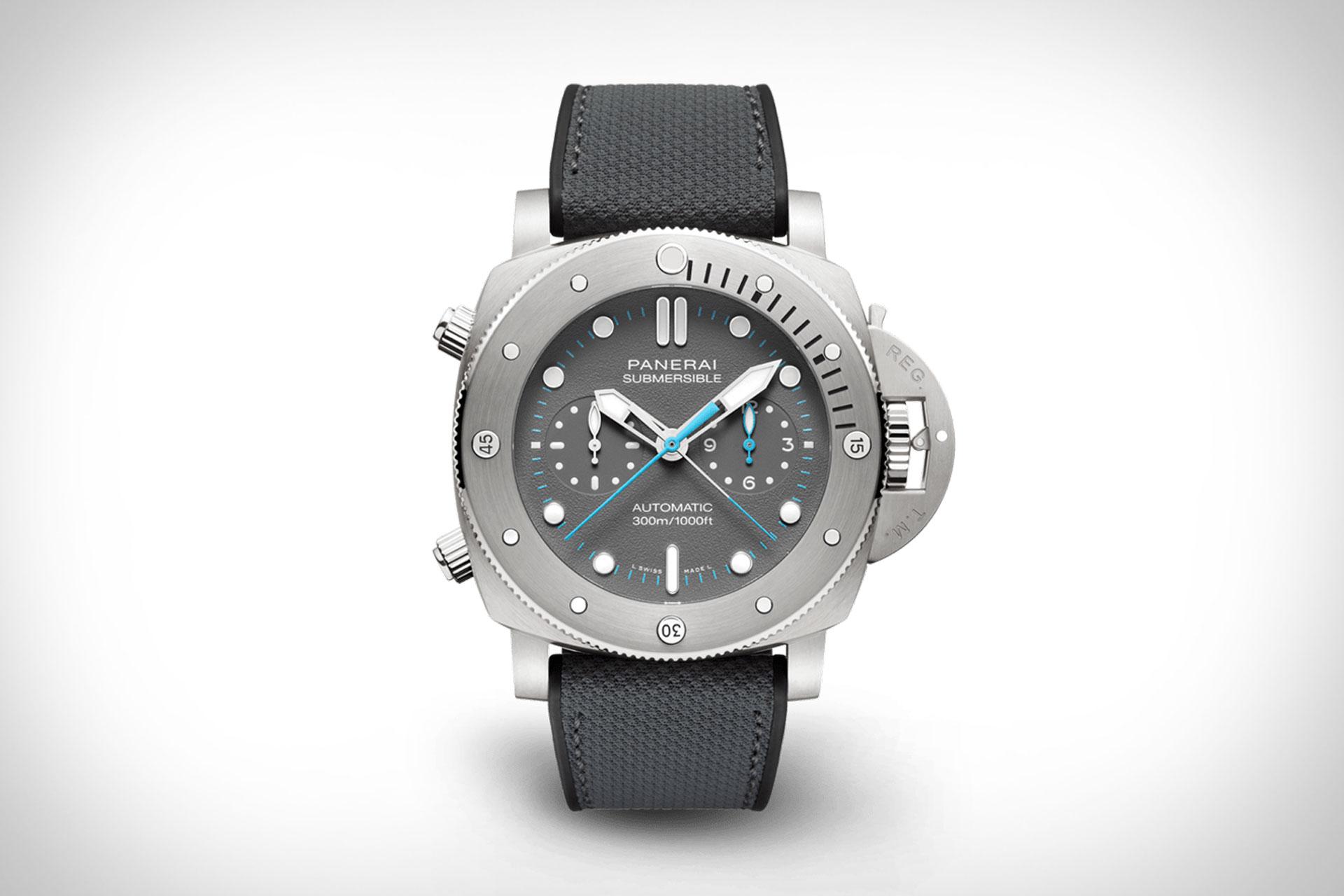 Panerai Submersible Chrono Jimmy Chin watch