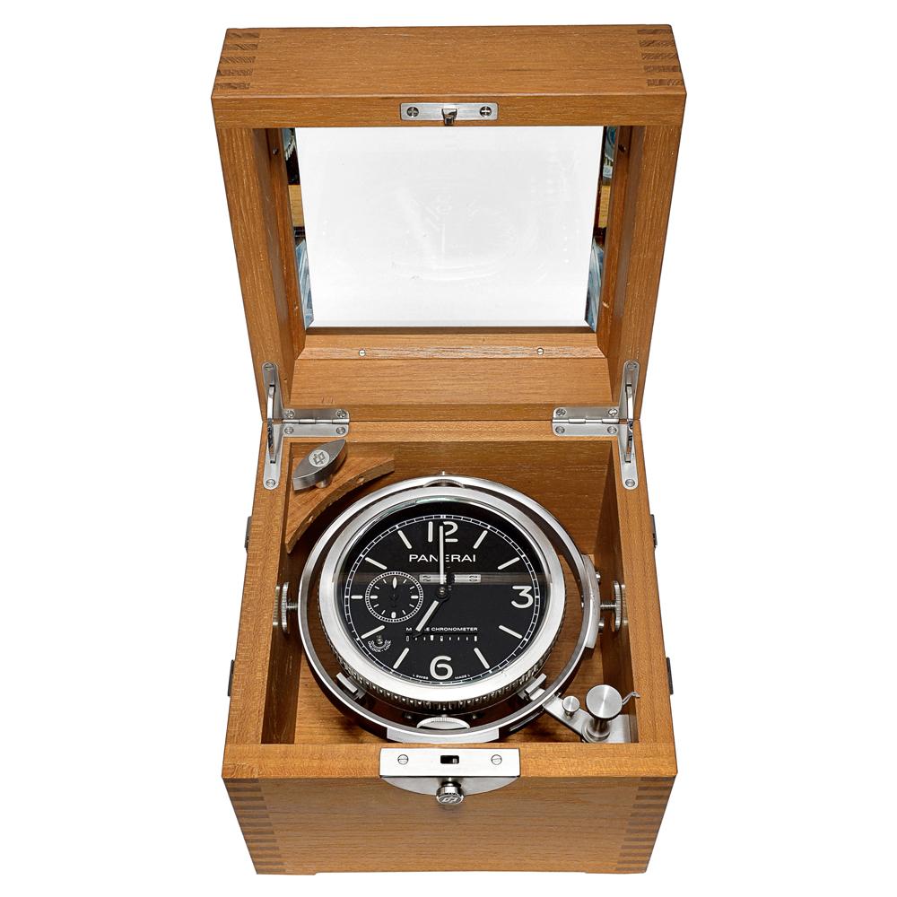 Panerai Marine Chronometer (deskclock)