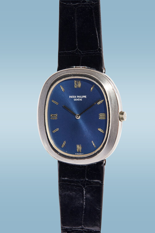 Patek Philippe watch up for auction this week at the HSNY Charity auction.