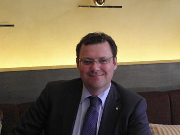 Thierry Stern, President, Patek Philippe worldwide
