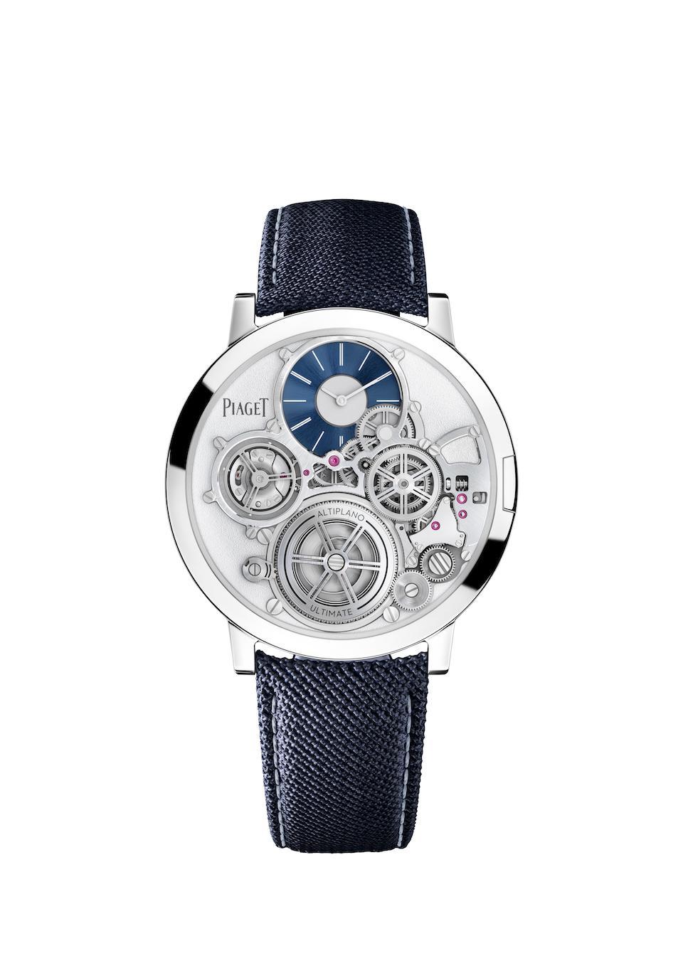 PiagetAltiplano Ultimate Concept watch.
