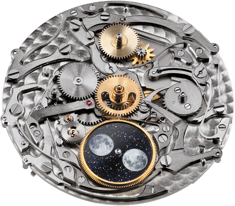 The moon phase astronomical indication is accurate for more than 125 years