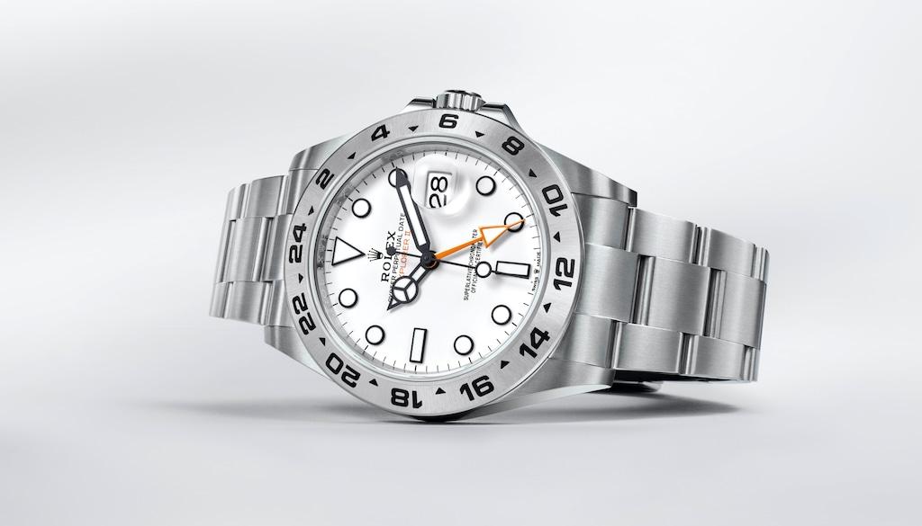 New Rolex Explorer II