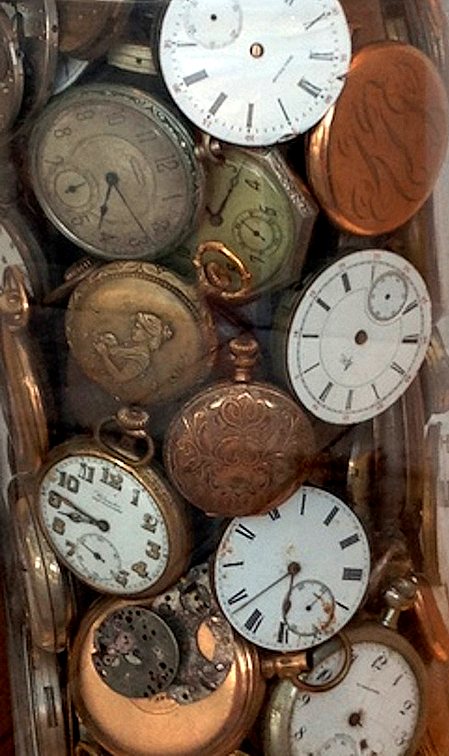 watches and time