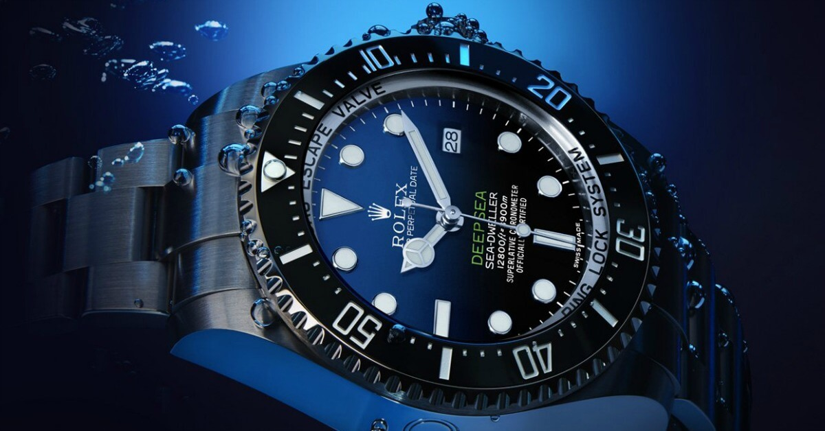 Rolex Deepsea D-Blue Dial carries the Rolex Superlative Chronometer Certification