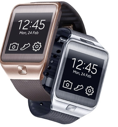 Samsung Unveils Gear 2 and Gear 2 Neo Smart watches.