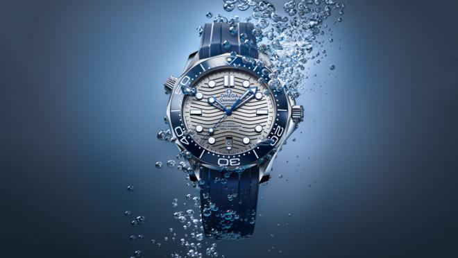 Omega Seamaster Diver 300M series