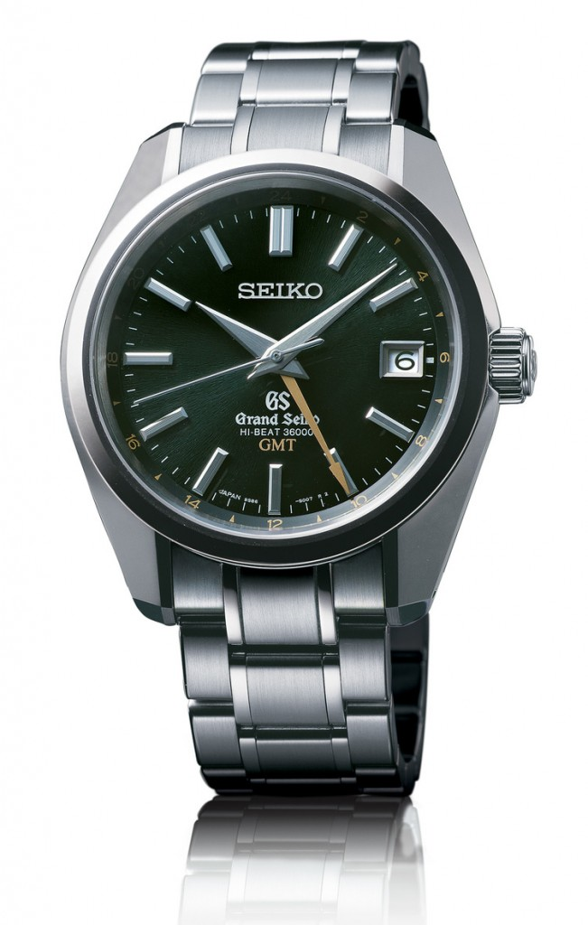 Seiko, Grand Seiko Hi-Beat 36000 GMT