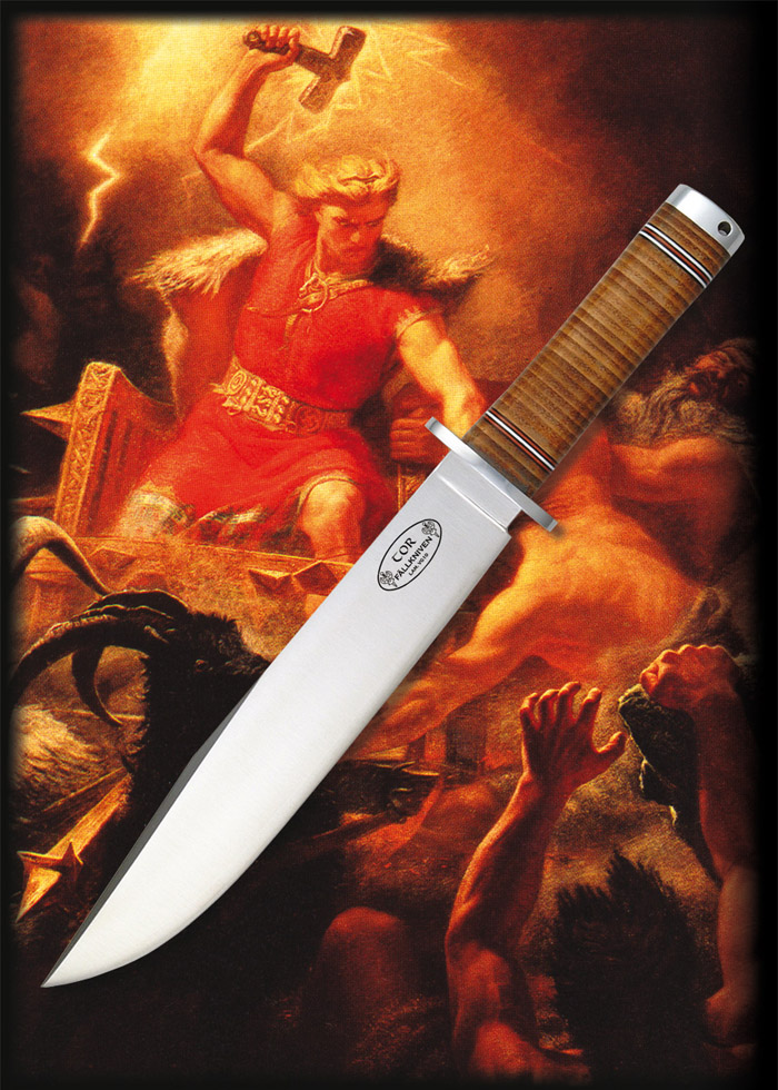 Fallkniven Northern Light knife