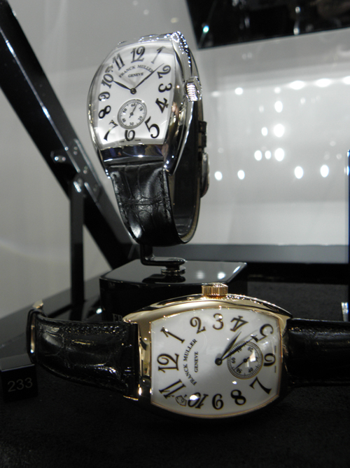 Franck Muller Vintage 7-Days Power Reserve