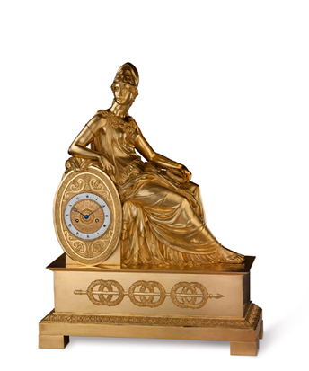 The Minerva Clock