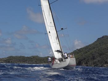 Saturday sailing at the regattas.