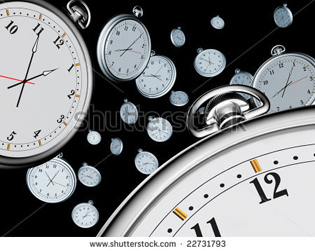 stock-photo-group-of-stop-watches-on-black-background-22731793