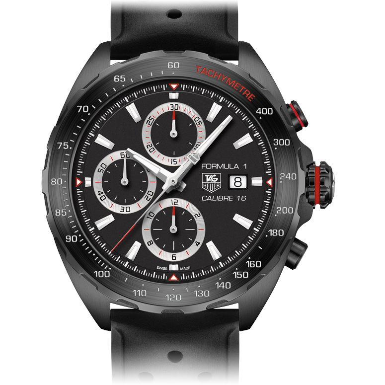 TAG Heuer Formula 1 automatic with the caliber 16.