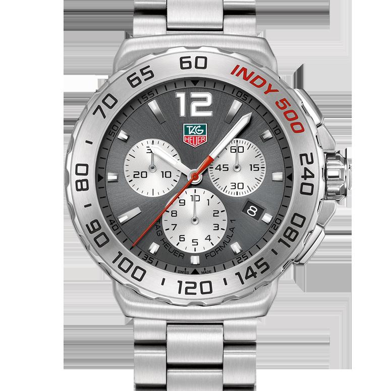 TAG Heuer Formula 1 Indy 500 quartz-powered watch