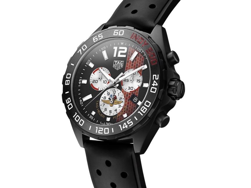 Tag Heuer Indy 500 Formula 1 watch