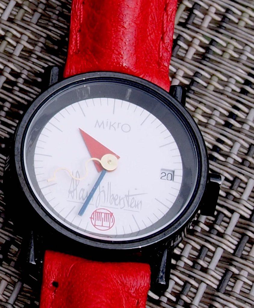 Alain Silberstein Mikro watch