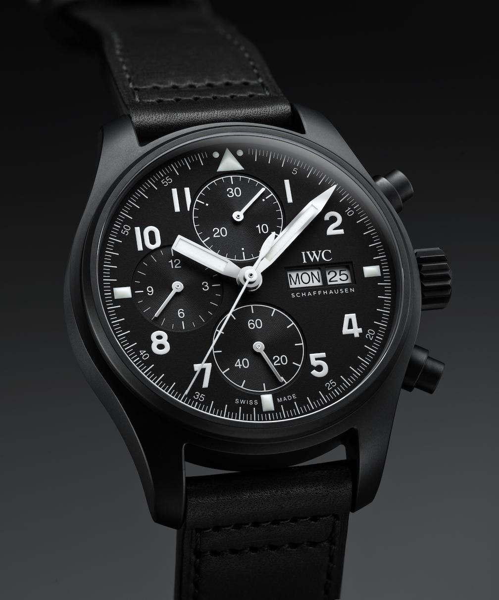 IWC Pilot Watch Tribute to 3705