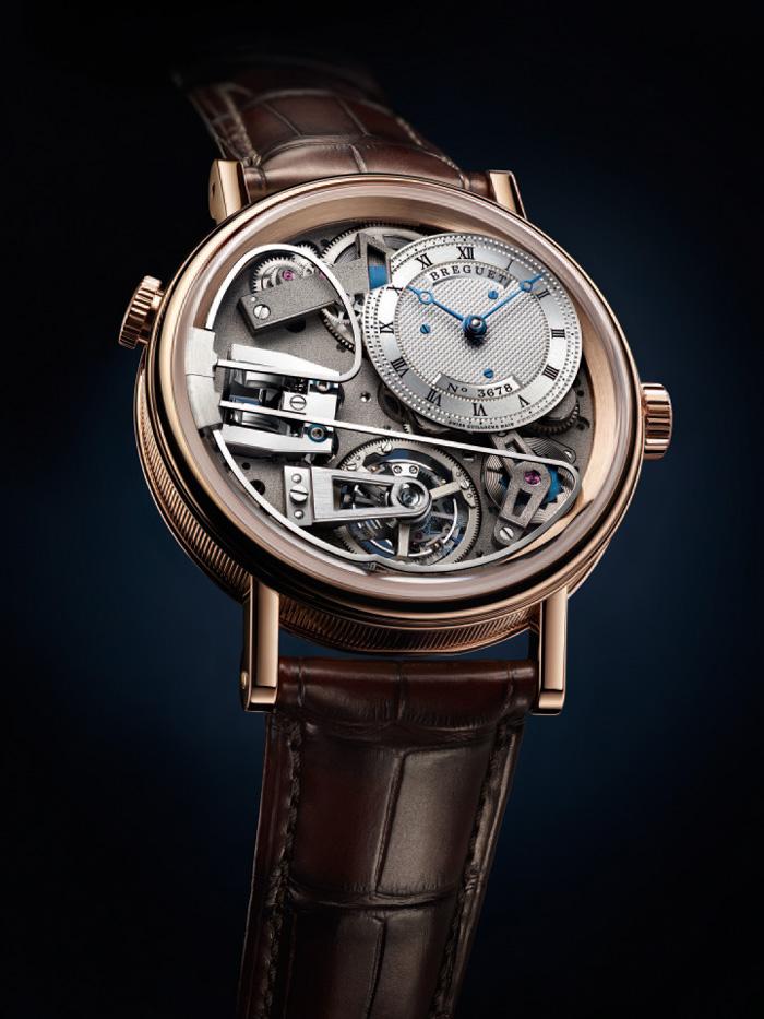 Breguet Tradition Minute Repeater Tourbillon