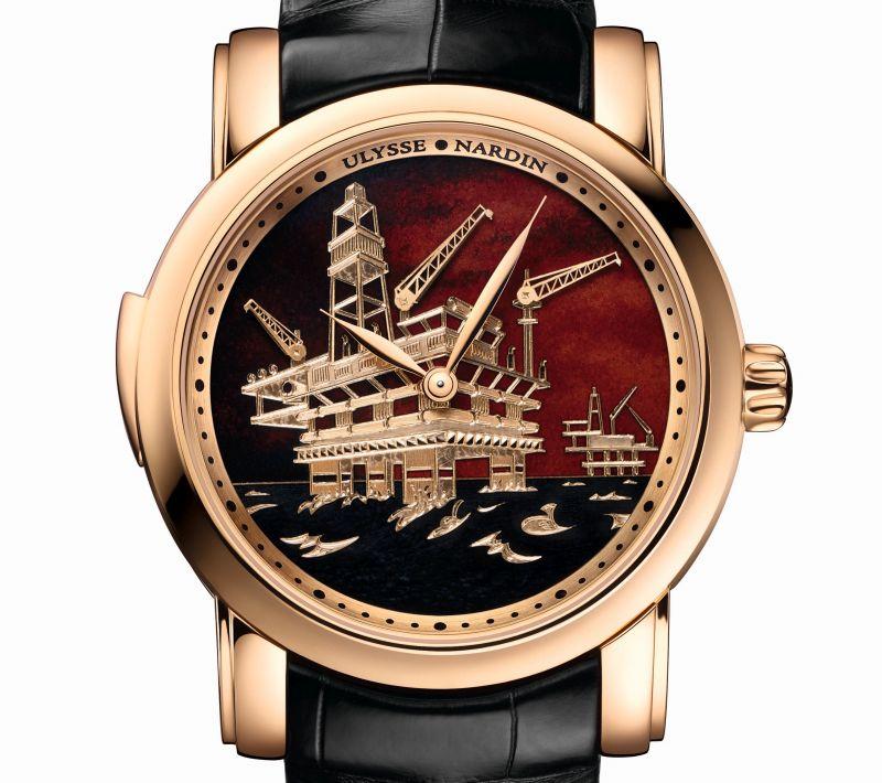 Ulysse Nardin North Sea Minute Repeater