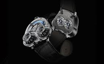 MB&F Megawind will be among the watches discussed at the NYC conference.