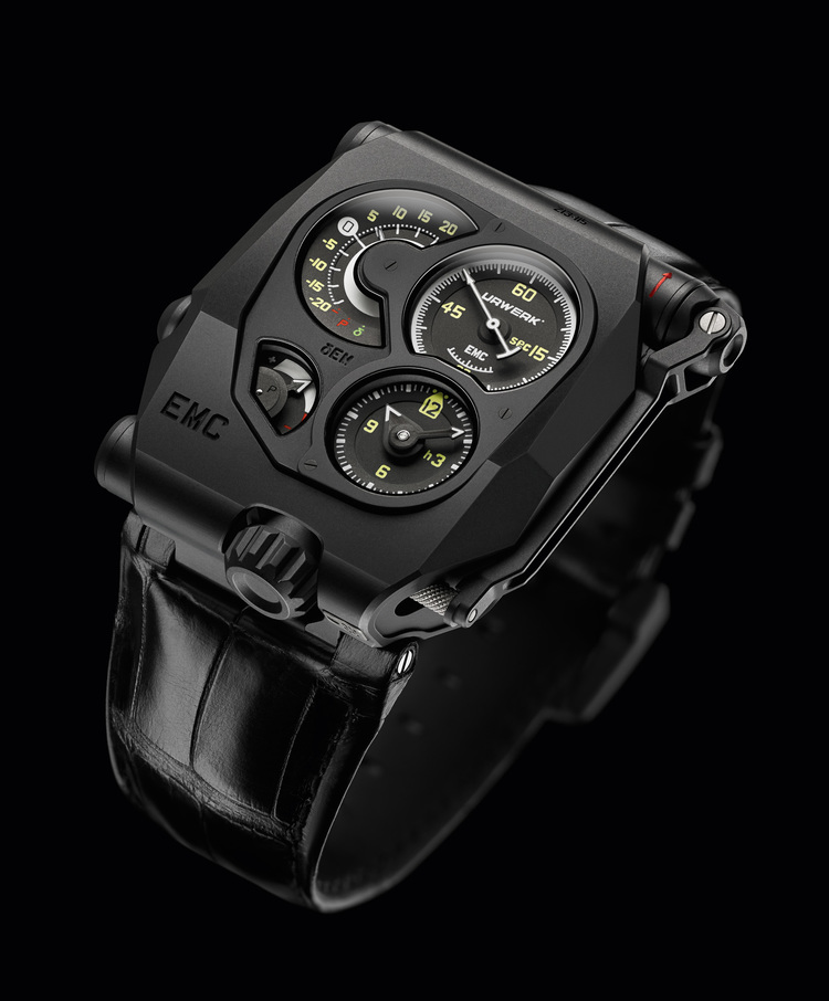 Innovation Watch Prize: Urwerk, EMC