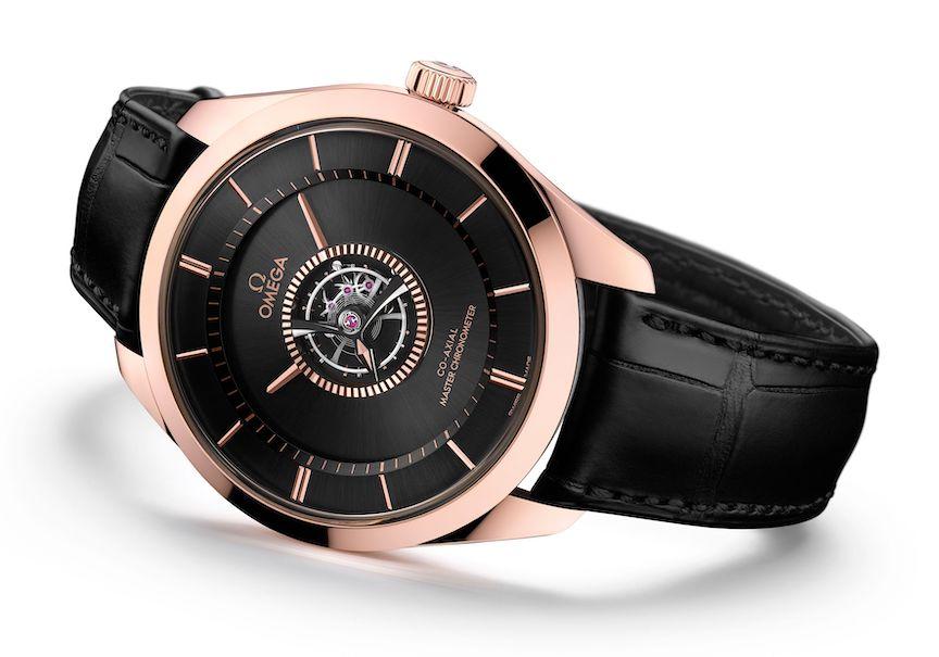 Omega De Ville Co-Axial Tourbillon Master Chronometer