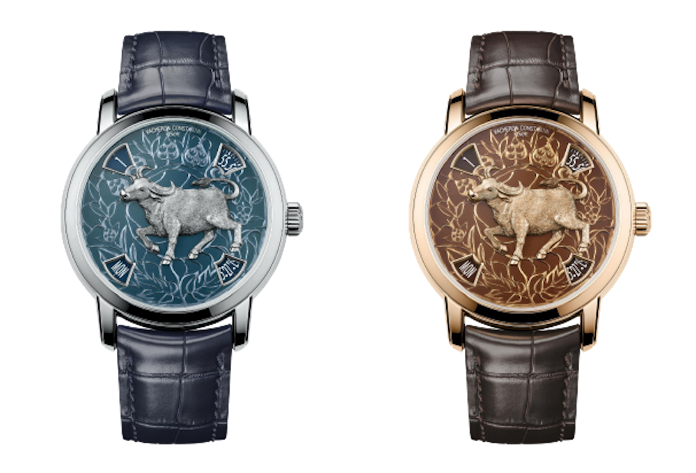 Vacheron Constantin Year of the Ox watch